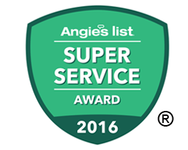 Two Strong Dudes Moving Awarded 2016 Angie's List Super Service Award